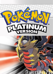 Thumbnail 1 for Aawssk8er Pokemon Platinum (iTouch)